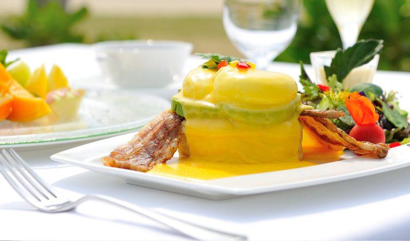 こだわりの朝食~朝をぜいたくに、優雅なひとときを~