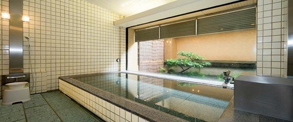 イメージ:お湯につかって至福のひとときを・ホテルオークラ東京ベイ