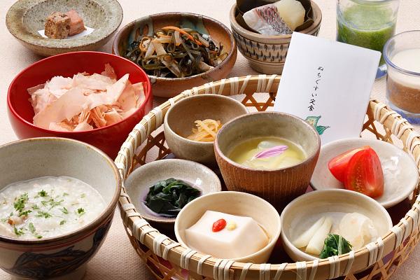 イメージ:朝食「ぬちぐすい定食」(1日40食限定)