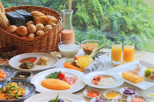 イメージ:朝食 バイキング