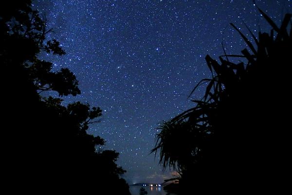 イメージ:星空観測