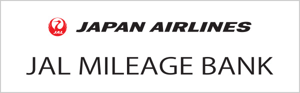 image:Japan Airlines - JAL MILEAGE BANK, logo