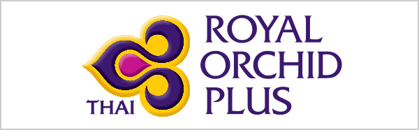 image:Thai Airways International - Royal Orchid Plus, logo