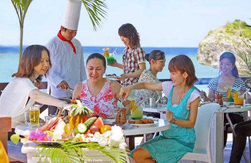 イメージ:ホテル日航アリビラ/ヨミタンリゾート沖縄・バーベキュー
