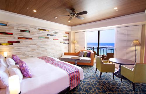 イメージ:ホテル日航アリビラ/ヨミタンリゾート沖縄・客室