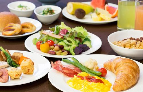 那霸日航都市酒店、早餐