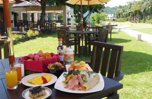 image: JAL Private Resort Okuma, Breakfast