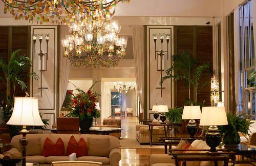 イメージ:ザ・カハラ・ホテル&リゾート ロビー