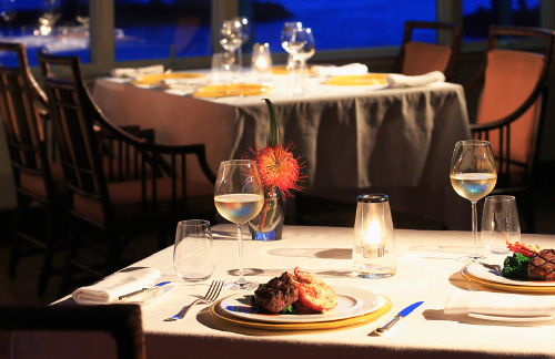 イメージ:ザ・カハラ・ホテル&リゾート シグネチャーレストラン・ホクズ