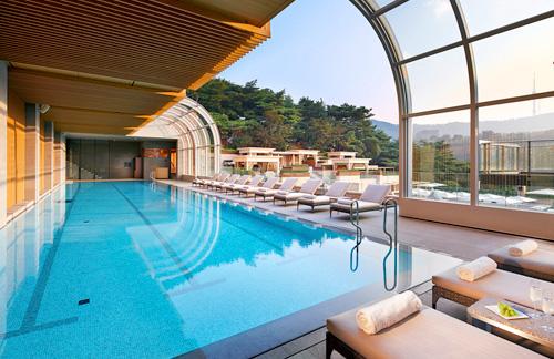 イメージ:ソウル新羅ホテル・プール