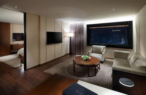 イメージ:ソウル新羅ホテル・スーペリアスイート2