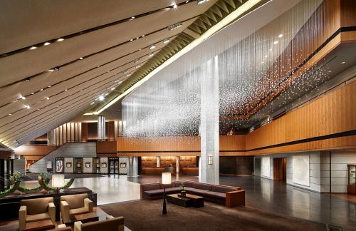 イメージ:ソウル新羅ホテル・ロビー