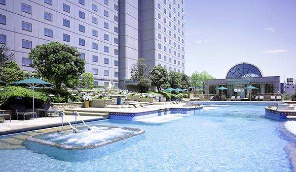 イメージ:プール ホテルイースト21東京