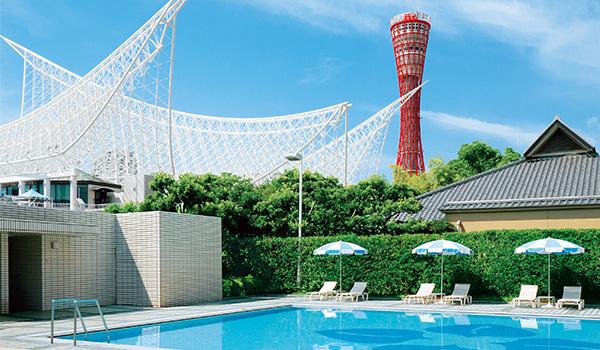 Image:Pool Hotel Okura Kobe