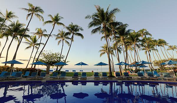 Image:Pool The Kahala Hotel & Resort
