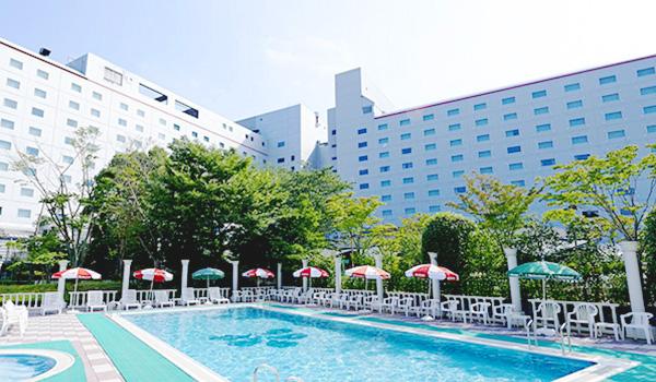 イメージ:プール ホテル日航成田