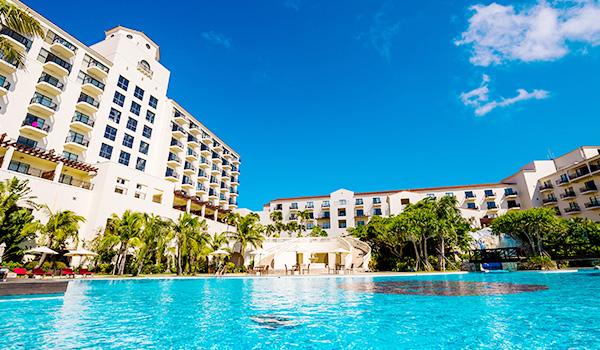 イメージ:プール ホテル日航アリビラ/ヨミタンリゾート沖縄