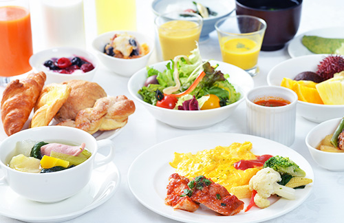 image: Hotel JAL City Naha, Breakfast