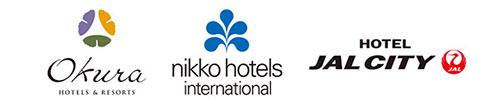 Okura Hotels & Resorts|Nikko Hotels International|Hotel JAL City