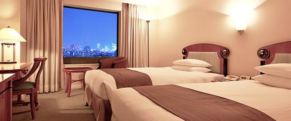 イメージ:ホテルで過ごす夏・ホテル イースト21東京