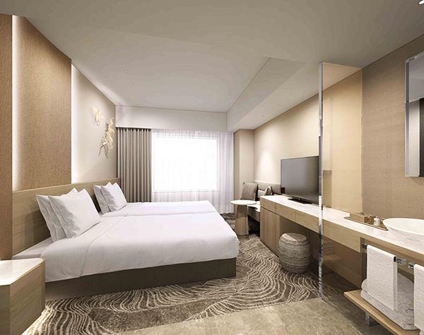 イメージ:『ホテルJALシティ東京 豊洲』客室イメージ