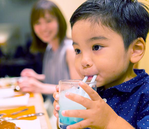 赤ちゃんオムツ無料:ホテル日航アリビラ/ヨミタンリゾート