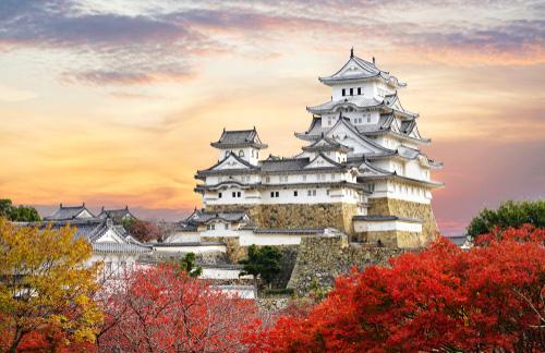 世界文化遺産・国宝 姫路城(白鷺城)