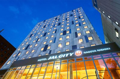 Promotion celebrating Hotel JAL City Nagoya Nishiki Opening