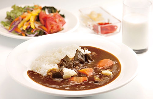image:Hotel JAL City Sendai・Curry