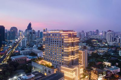 Celebrating the Opening of Hotel Nikko Bangkok - Japan Airlines Double Miles Promotion