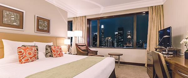 イメージ:オークラ ガーデンホテル上海