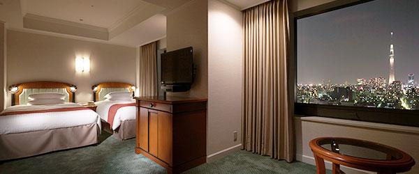 イメージ:タイムセール・ホテル イースト21東京