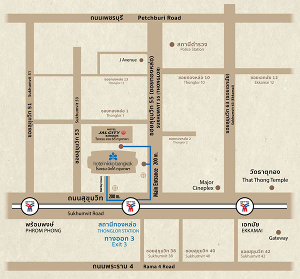 image:Hotel JAL City Bangkok Map