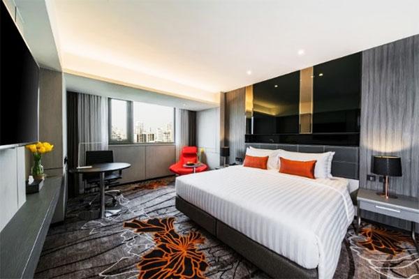 イメージ:『ホテルJALシティバンコク』・客室