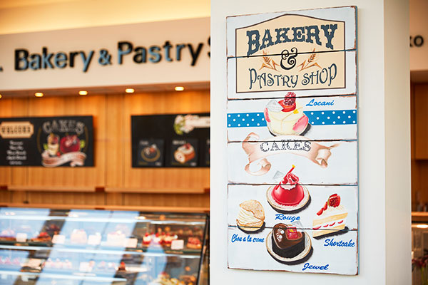 Bakery & Pastry Shop