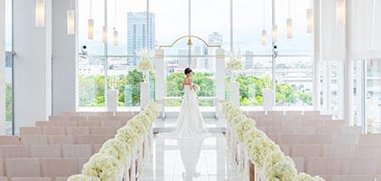 オークラウェディング:「ホテル日航新潟」の結婚式