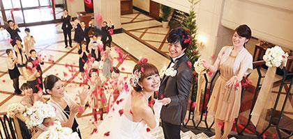 オークラウェディング:「ホテル日航プリンセス京都」の結婚式