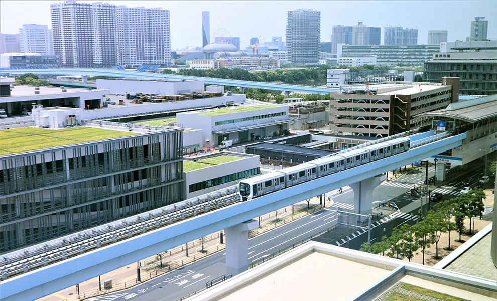 ホテルJALシティ東京 豊洲で癒しのステイケーション