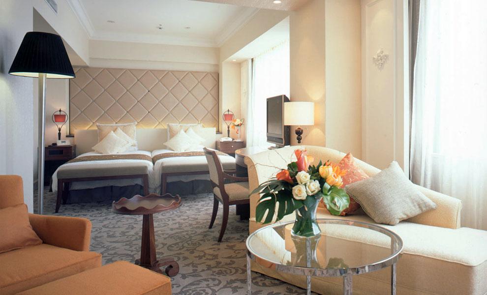 ホテルオークラ東京ベイで癒しのステイケーション