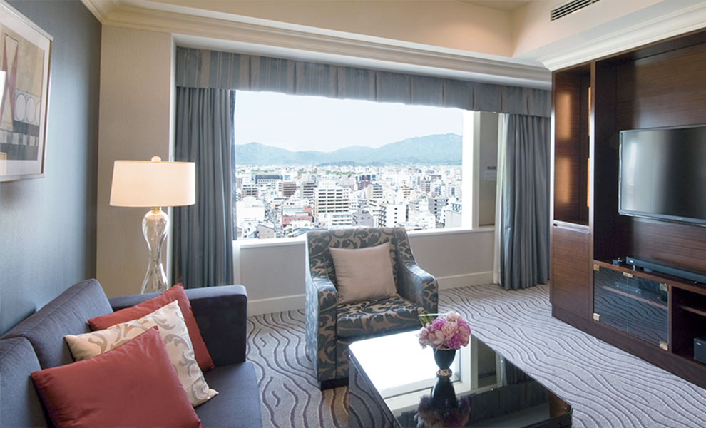 京都ホテルオークラで癒しのステイケーション