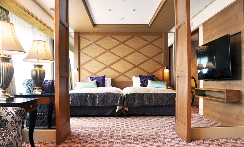ホテル日航プリンセス京都で癒しのステイケーション
