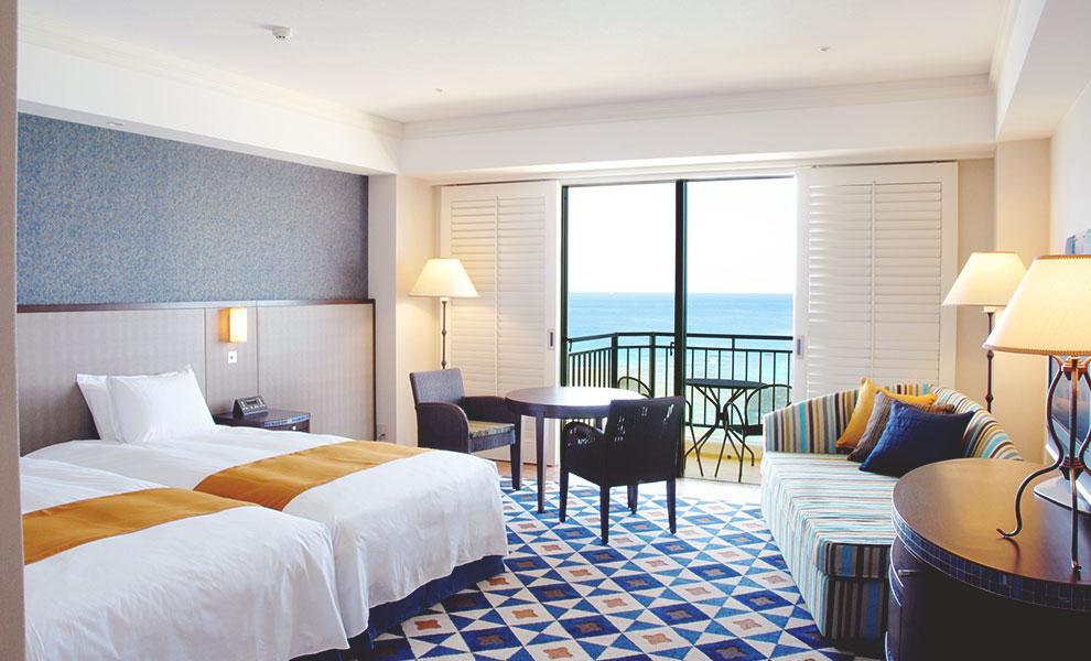 ホテル日航アリビラ/ヨミタンリゾート沖縄で癒しのステイケーション