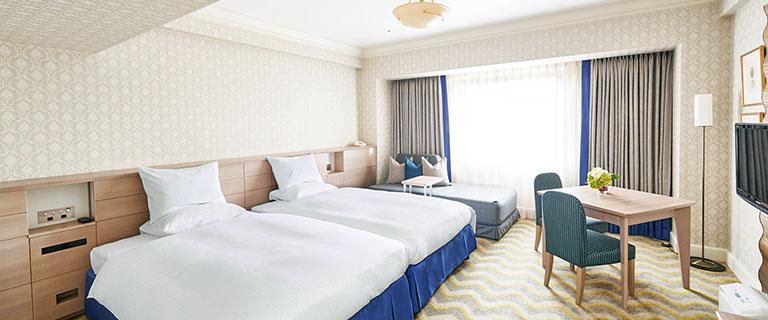 「ホテルオークラ東京ベイ」ワーケーションプラン