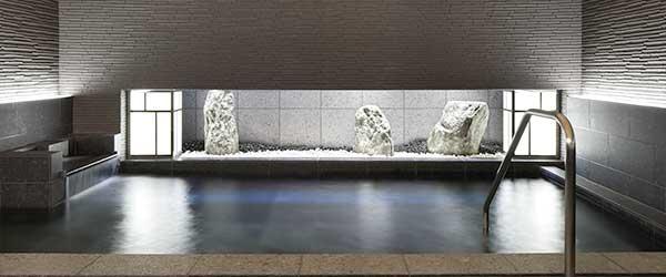 イメージ:お湯につかって至福のひとときを・JRタワーホテル日航札幌