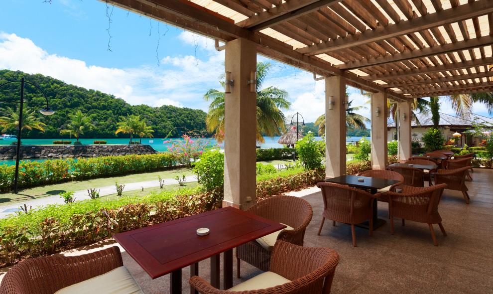 レストラン | パラオ・ロイヤル・リゾート
