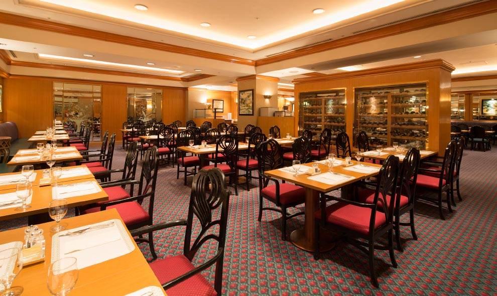 レストラン イースト 21