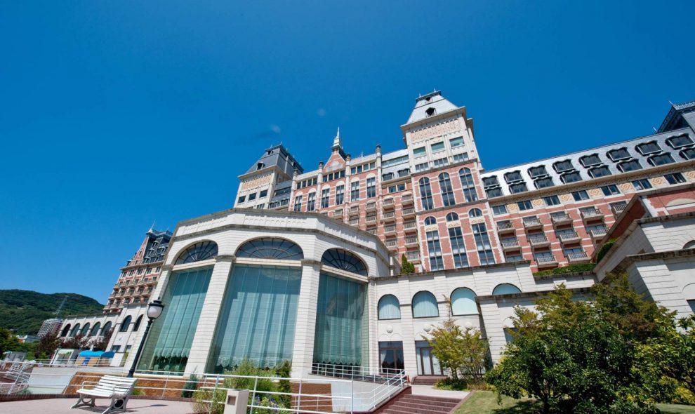 Hotel okura jr huis ten bosch luxury hotel in nagasaki for Hotel okura jr huis ten bosch