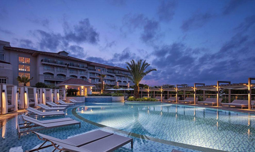 The shilla jeju luxury hotel in jeju for Luxury hotel company