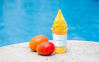 THE SHILLA JEJU-Ice cream