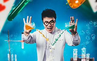 THE SHILLA JEJU-The Science Magic Concert